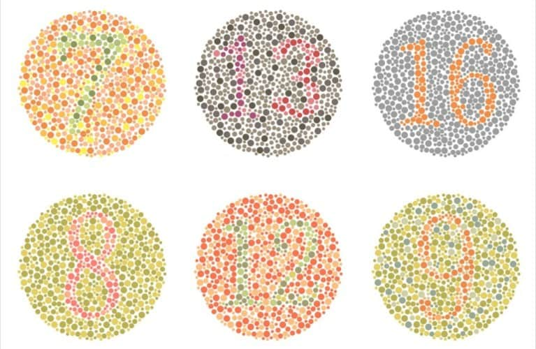 Top Facts About Colorblindness