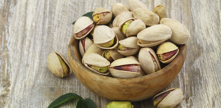 Recipe for Pistachios and Better Eyesight